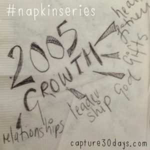 napkin series