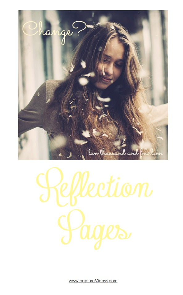 reflection pages