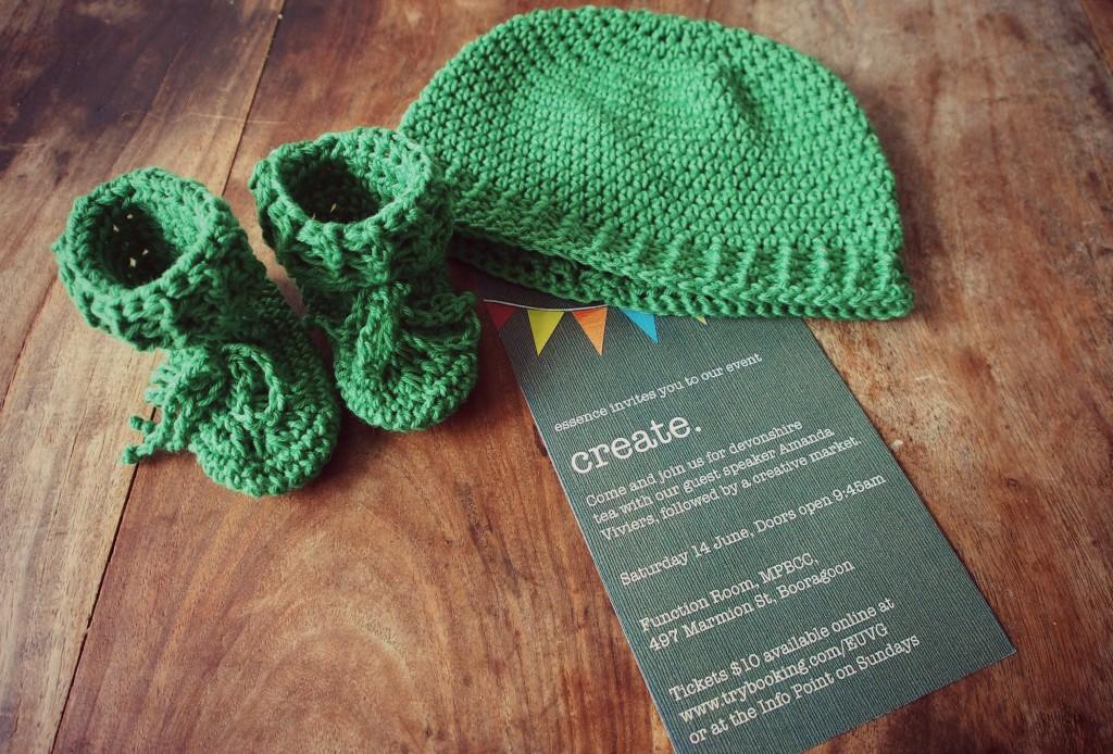 create crochet one