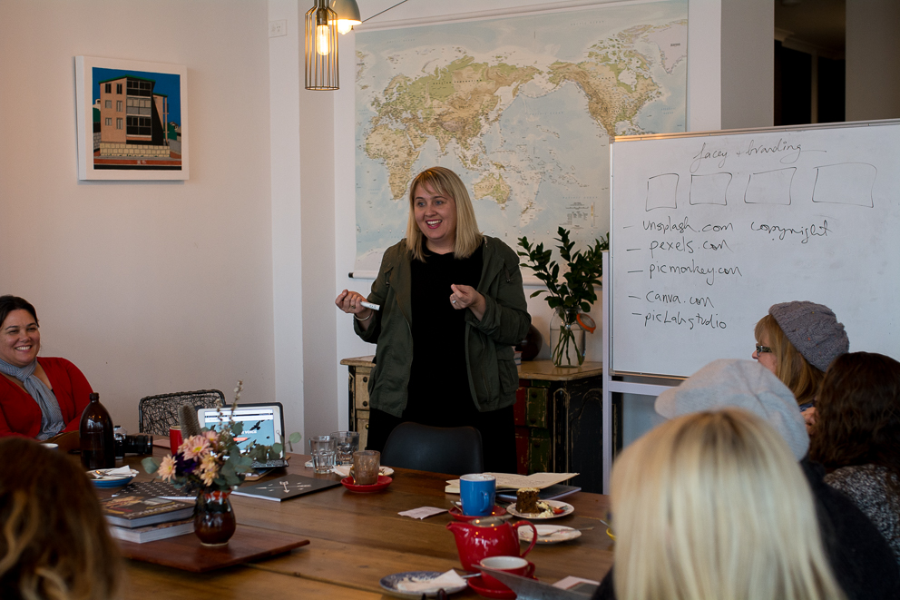 Amanda speaks regularly at conferences, events and workshops. Click photo below to watch a recent event.
