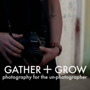 photography for the un-photo