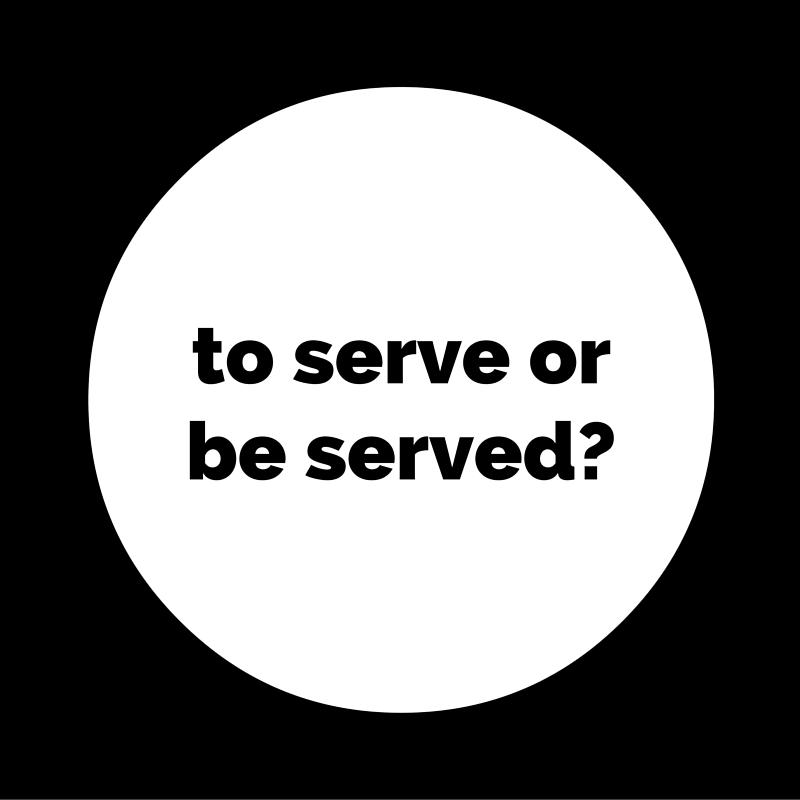 to serve orbe served-