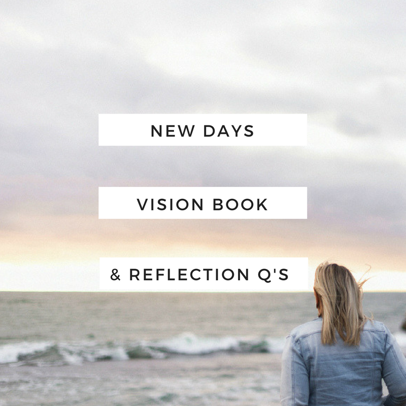New Days Vision Book