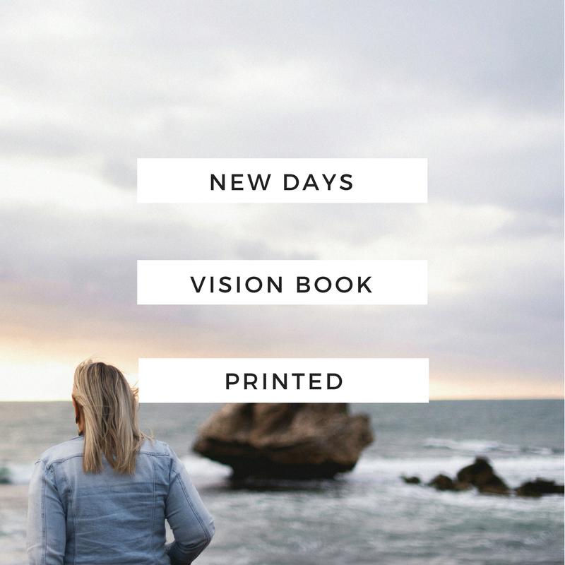 Printed Vision Book