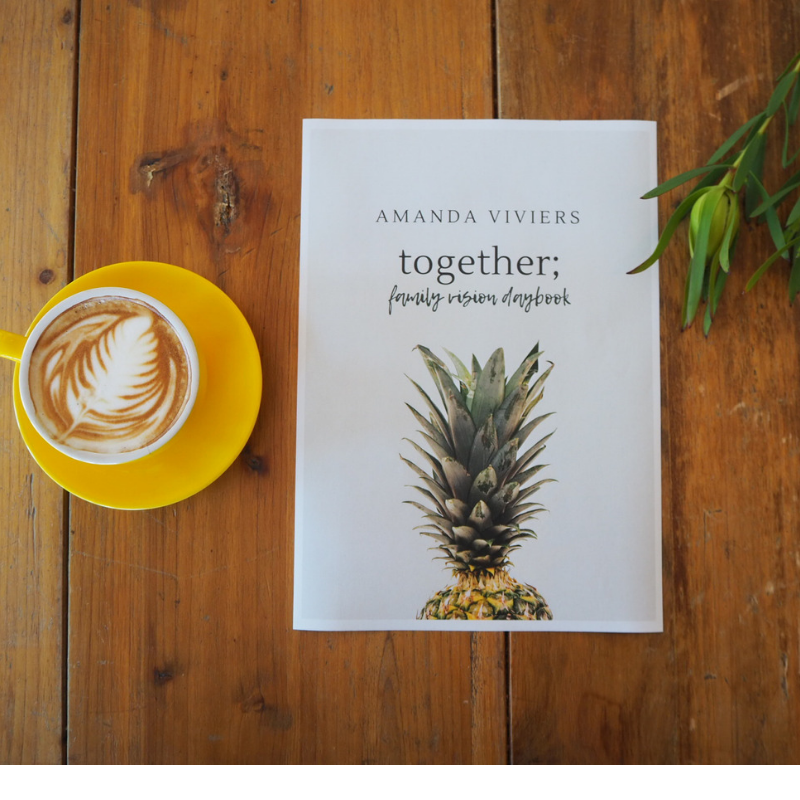 Together; Family Vision Daybook